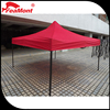 Easy set up steel frame foldable white marquee tent for sale