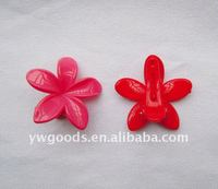 New Style Plastic Flower Hair Clips & Hairpin for Kids