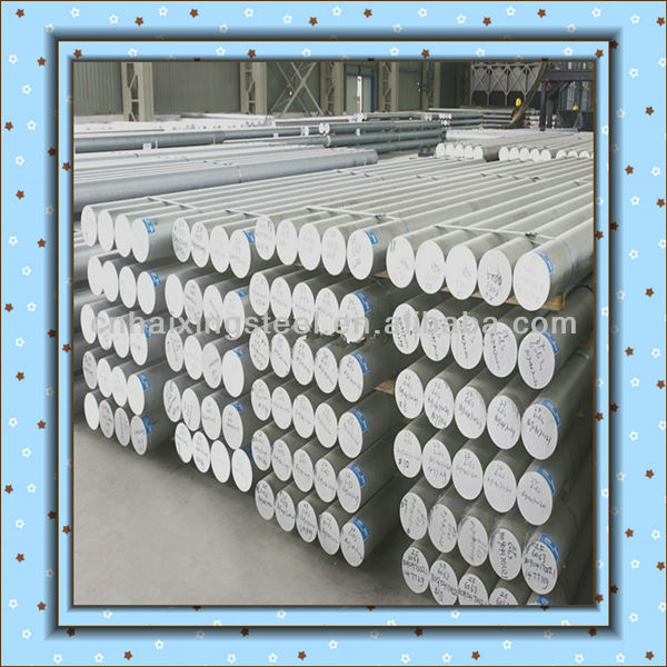 Supply High Quality aluminium extrusion bar