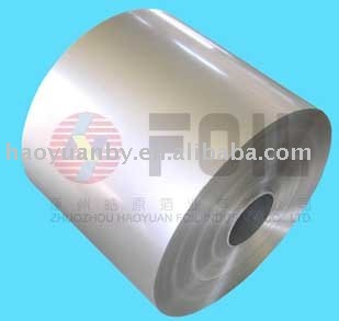 pharmaceutical aluminum foil rolls glue with PVC and PVDC that are used in solid drug packing