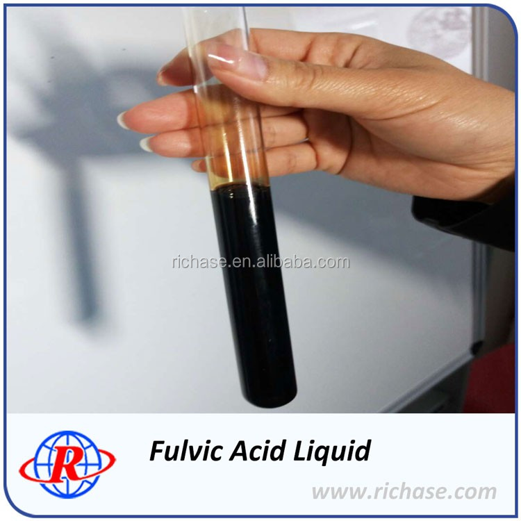humic fulvic acid 40% with very good price