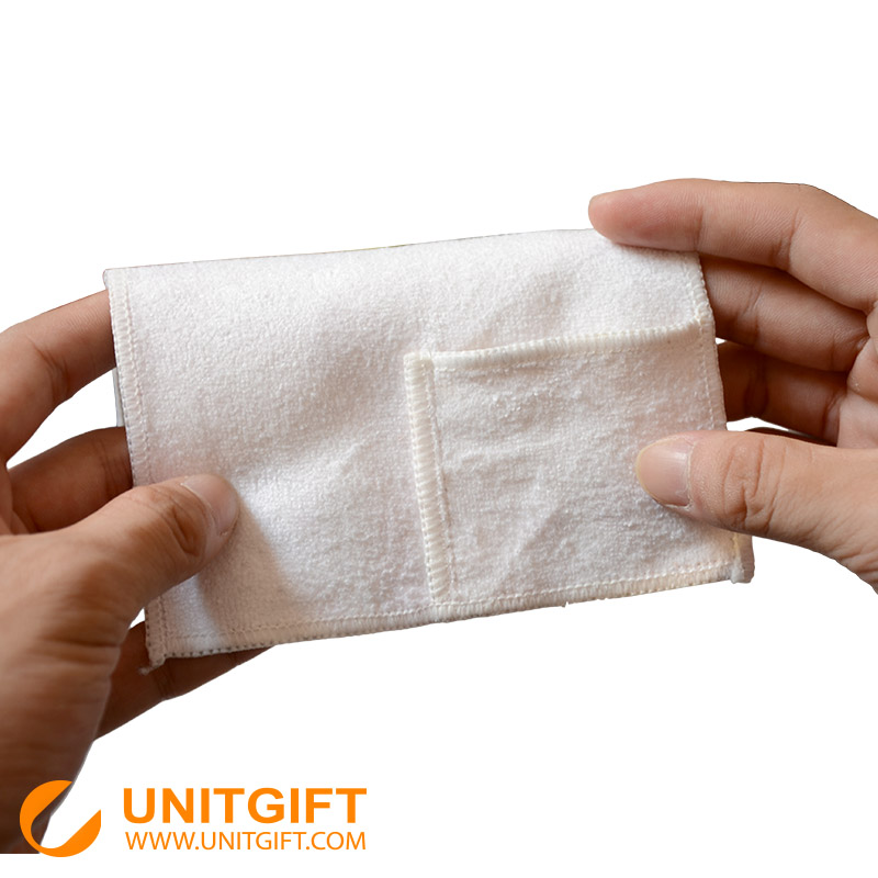 Absorbent microfiber car cloth Custom printing cleaning towel personal microfiber cleaning cloths