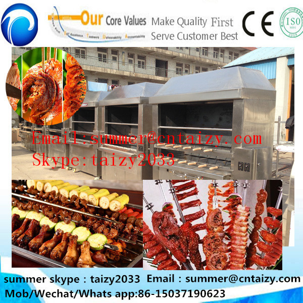 Duck/ Fish /Chicken /Vegetable roasting machine/ brazilian churrascos machine