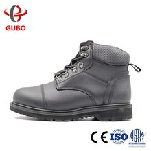 cheap online Oil Industry full grain leather puncture proof handmade shoe goodyear welted