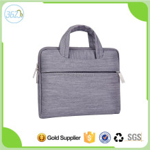 Fancy polyester 11.6 inch portable laptop bag