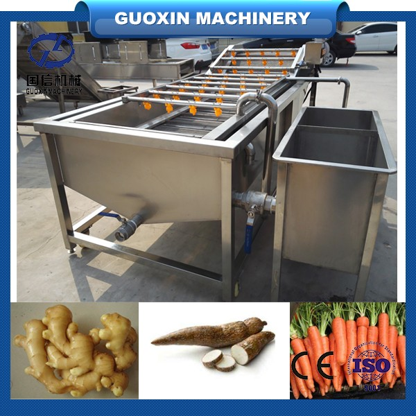 High performance brush lotus root surface remover convenient lotus root vegetable washer