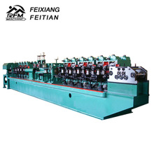 Metal Sheet High Quality china top sales round pipe welding pipe roll forming machine steel pipe making machine