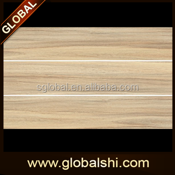 teak wood design ceramic floor tile,3d wood flooring tile,floor ceramic wood grain tile