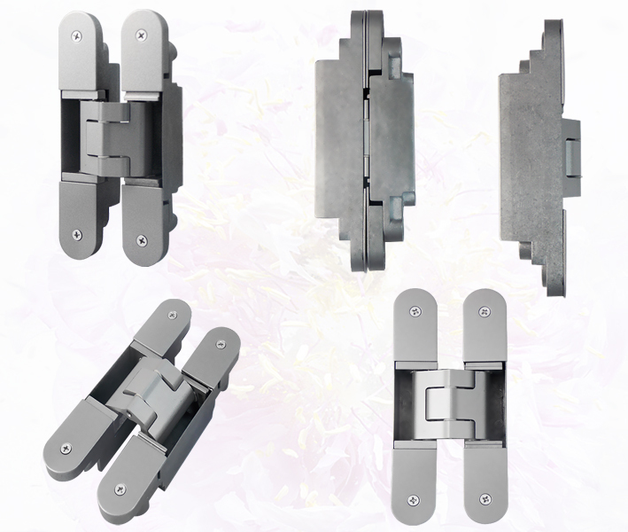 adjustable concealed door hinge schwere tur scharnier