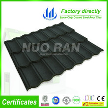 Better than fiberglass asphalt roofing shingles 1320*420mm/Kerala House Roofing Tile/Color Stone coated metal roofing tile