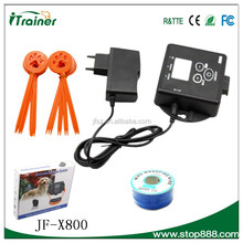 New Dog In-ground Pet Fencing Device with waterproof collar JF-X800