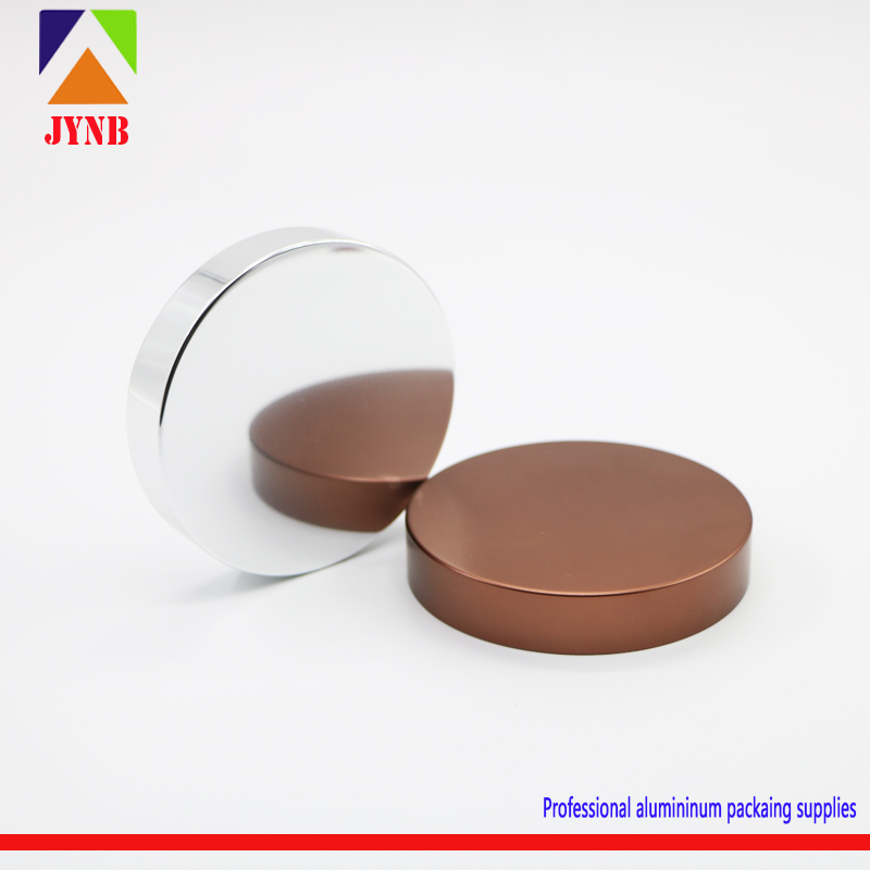 89/400 aluminum closure / metal lid/ aluminum cap with free sample