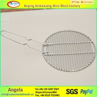 Export Eorea bbq grill grates wire mesh , grill bbq