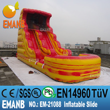 2228 USD inflatable fire truck, inflatable slider, inflatable slip n slide