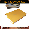 A5 custom PU leather hardcover notebook,diary with pocket