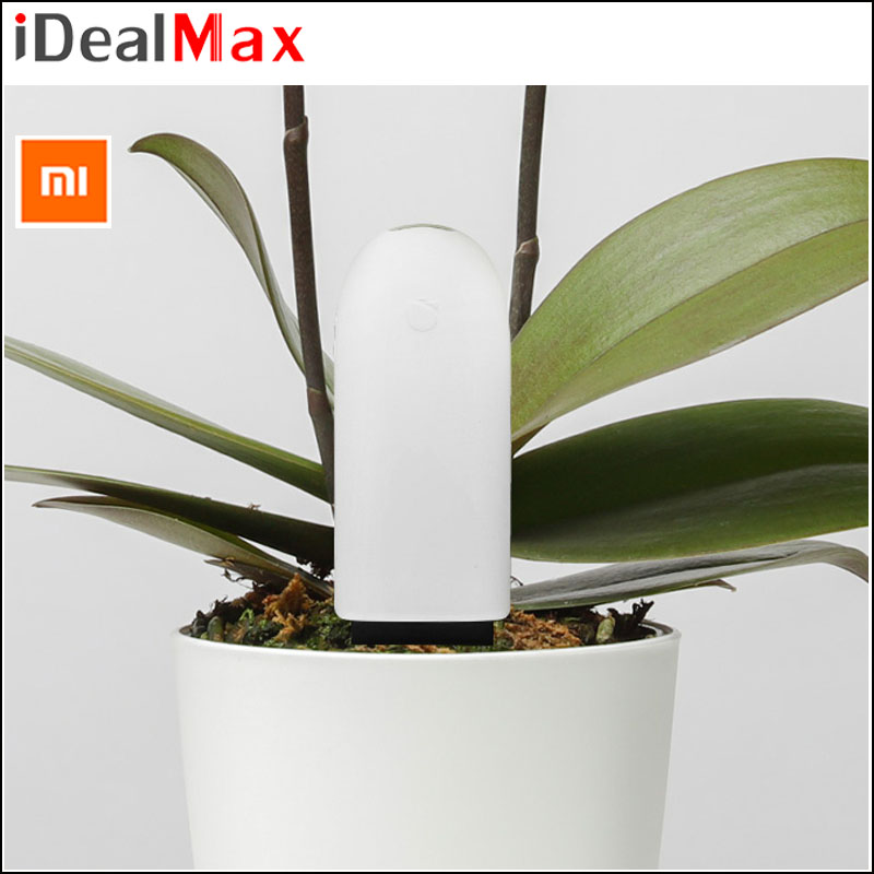 Newest Original Xiaomi Flora Monitor Digital Plants Flowers Soil Water Light Tester Sensor Monitor for Aquarium Garden Plant