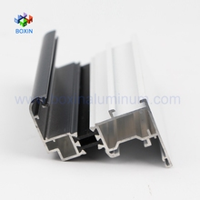 Chinese Supplier Aluminum Alloy Extruded Aluminum Profiles for Silding Door and Window Frame