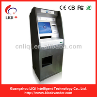China Customized Size ATM Used Card Machine
