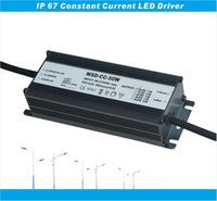 45w 1500mA constant current waterproof IP67 led driver ,ac dc led transformer