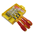 Compact Size 32 in 1 with 30 Bits Precision Screwdriver Set for Electronics