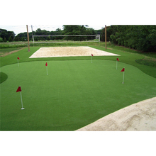artificial grass decoration for garden for leisure parks