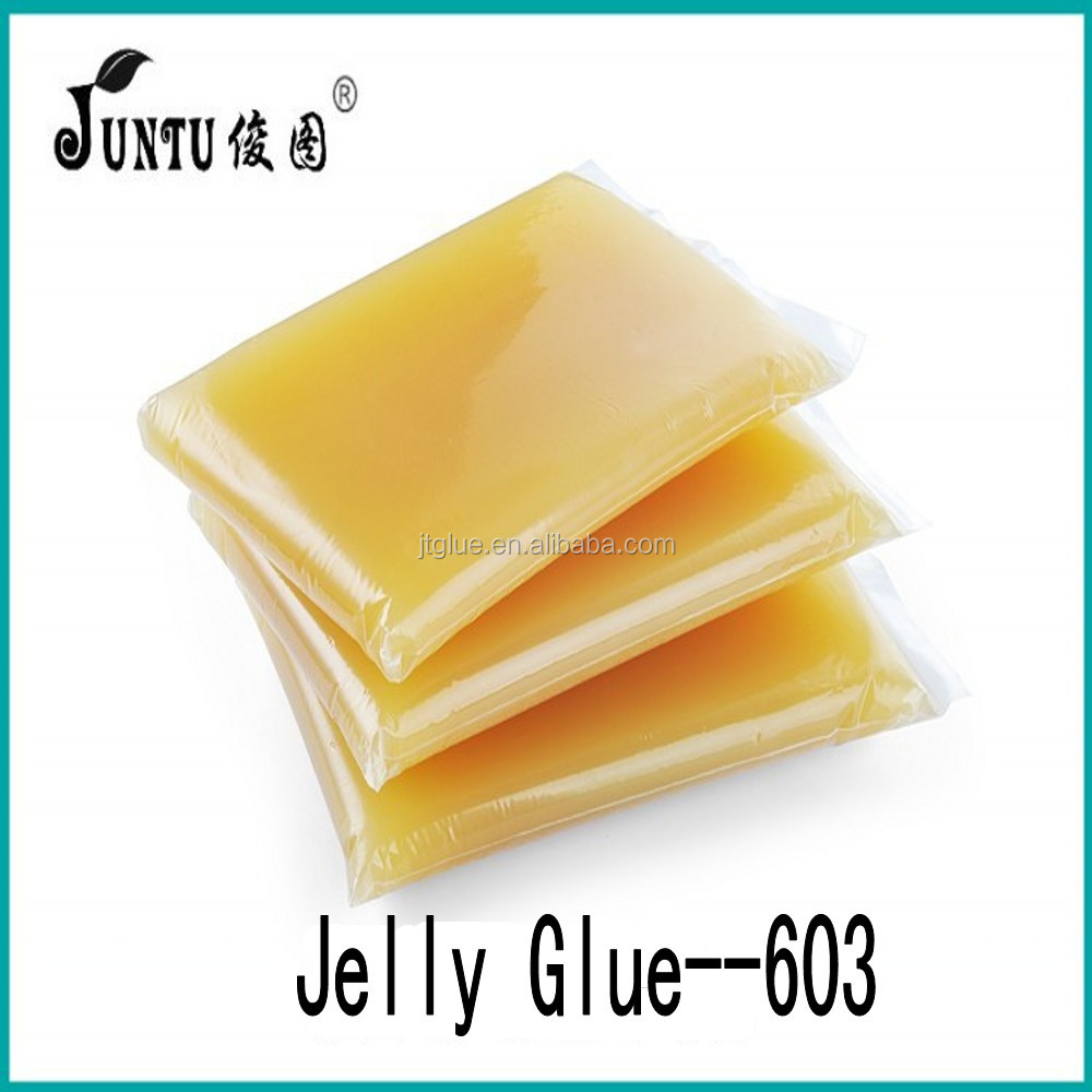 hot melt glue/jelly glue/animal glue for shoe box