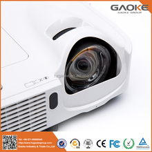 New Hot 1080P Ultra Short Throw Projector Full Hd Led For Classroom Office Environments