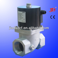 (valve manufacturer)solenoid fuel gas valve( flow regulating valve)