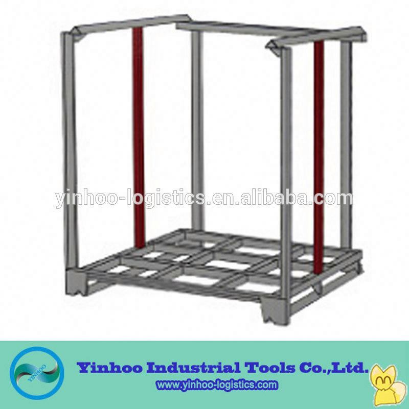 Steel Plate Stacking A-stack Rack With Heavy Duty Goods