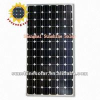 190W Solar Panel Kit/ Mono solar panel/Solar panel for home system