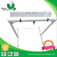 T5 system fluorescent Grow Light Stand/greenhouse fluorescent tube lamp