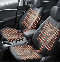 car / automotive seat enameled heating wire