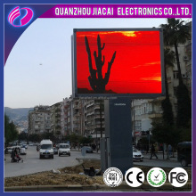 P6 big outdoor led advertising screen billboard price