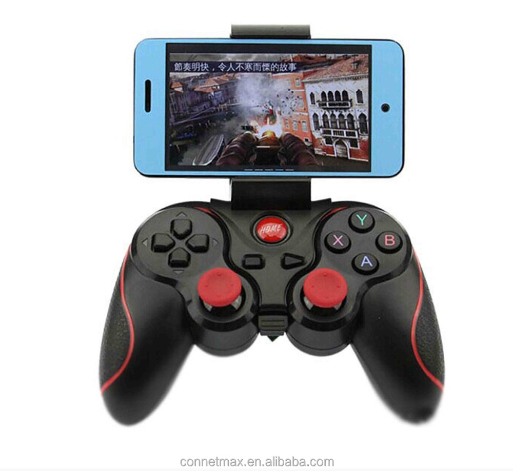 USB rechargeable Wireless BT PC Game <strong>Controller</strong> Gamepad Shock Vibration Joystick Game Pad Joypad Control
