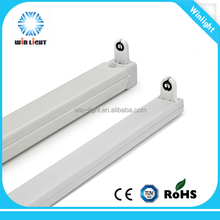 Alibaba china factory 4ft 120cm 18w 22w t8 fluorescent light fixture