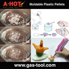 Craft Tool with Custom Molds Remolded Moldable Plastic Pellets