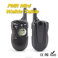 2 Pcs 3km Talking Range 8 Channels 2 way Radio Wireless Mini Walkie Talkie