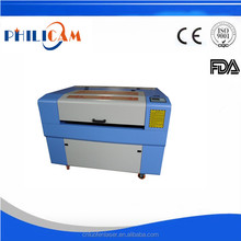 China homemade PHILICAM laser machine manufacture 6090 mini laser wood engraving machine