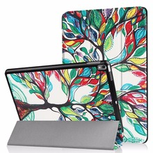 Colorful Magnetic Cartoon Butterfly New Smart Case Cover For Apple Ipad Pro 10.5 2017
