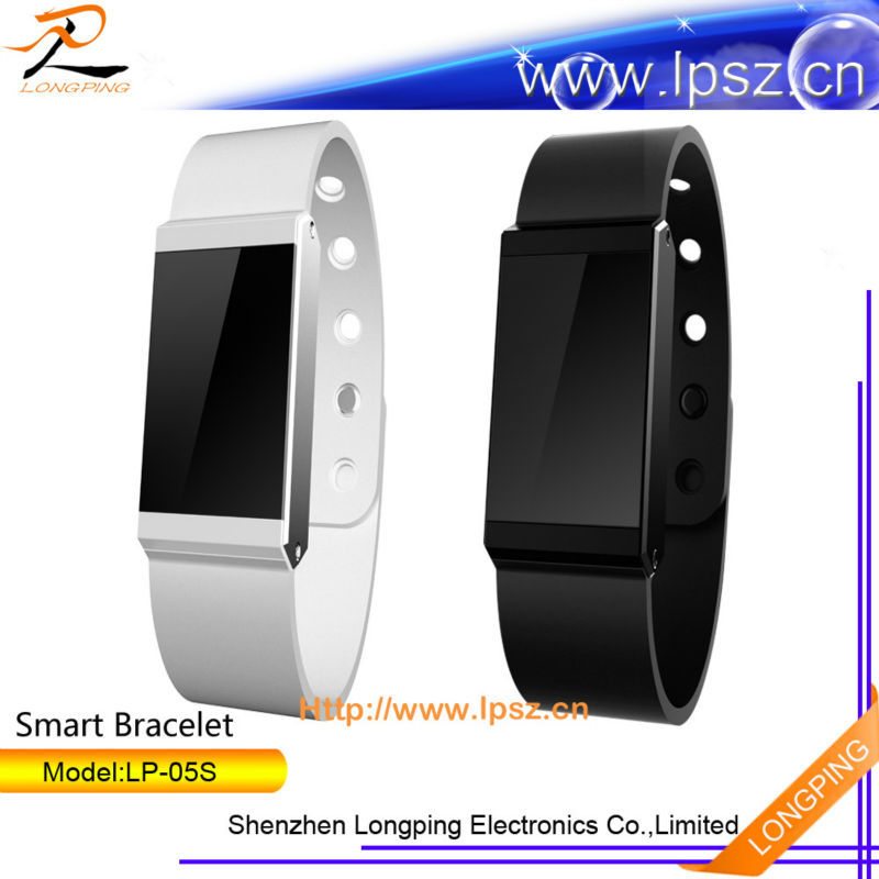 High quality fitness professional smart bluetooth pedometer