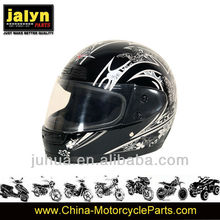 DOT approved ABS Larger (59/60) Motorcycle lightweight full-face helmet