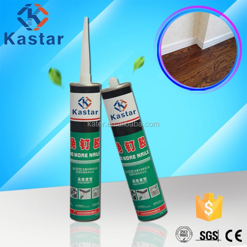 Kastar new product Crafts nail free bond adhesive with ISO9001 approved