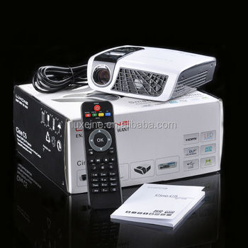LED Holiday Projector / Home Theater Portable DVD Projectors / Cheap DVD Projector