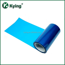 China Manufacturer Top Quality Blue Flexible Laminates PET Metallized Polyester film Roll