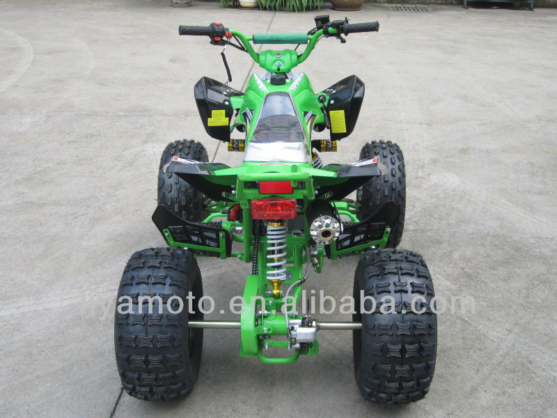 110CC ATV QUAD WITH REVERSE ELECTRIC START