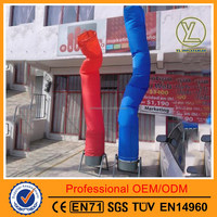 Inflatable simple tube air skydancer/Inflatable advertising air dancer