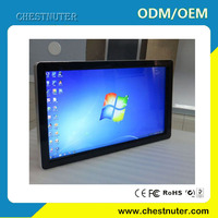 32 inch wall mount Ipad design LED kiosk android advertising player 1080P TFT LCD screen indoor display mall kiosk