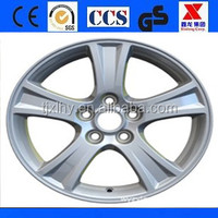 Automobile aluminum wheel for sell