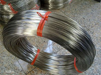 stainless steel flat soft braided wire 304 201 316