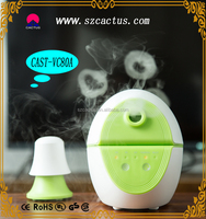 new smoke ring mist automatic air freshener dispenser, ultrasonic aroma sense humidifier